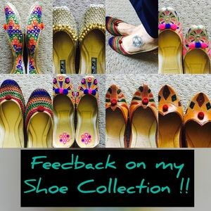 Shoes - Happy Customers !!